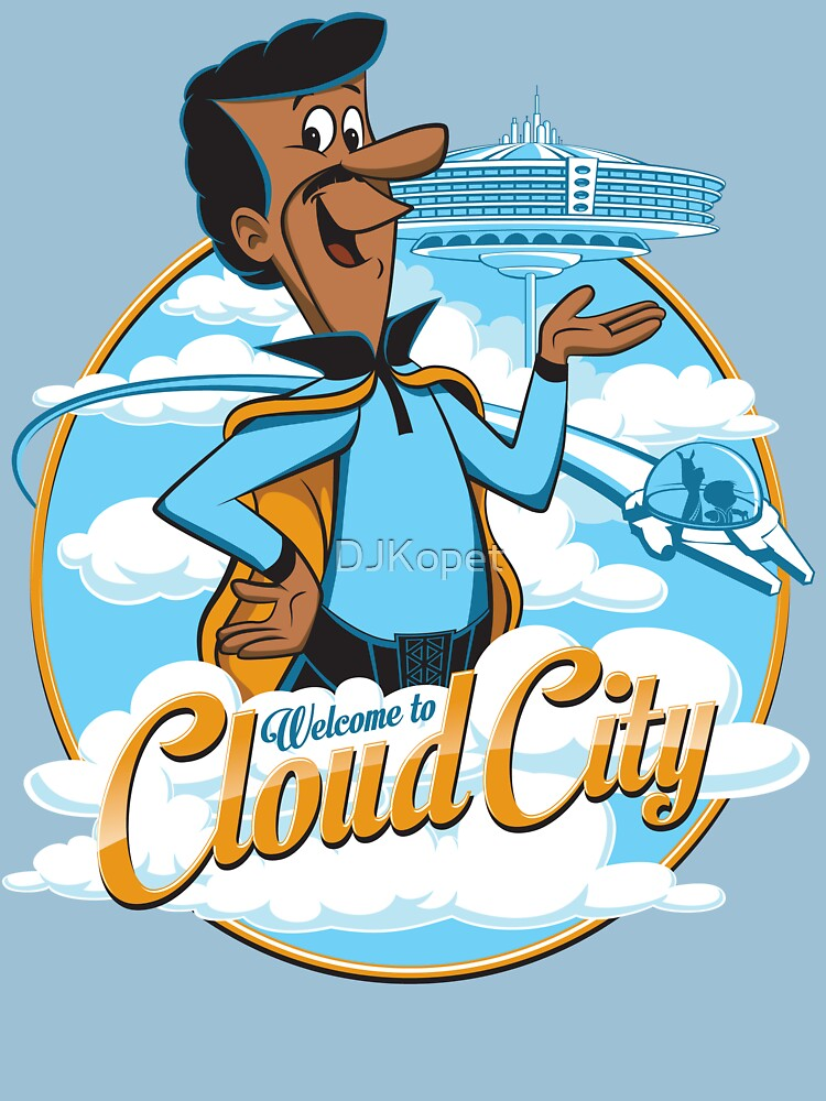 Welcome to Cloud City | Unisex T-Shirt