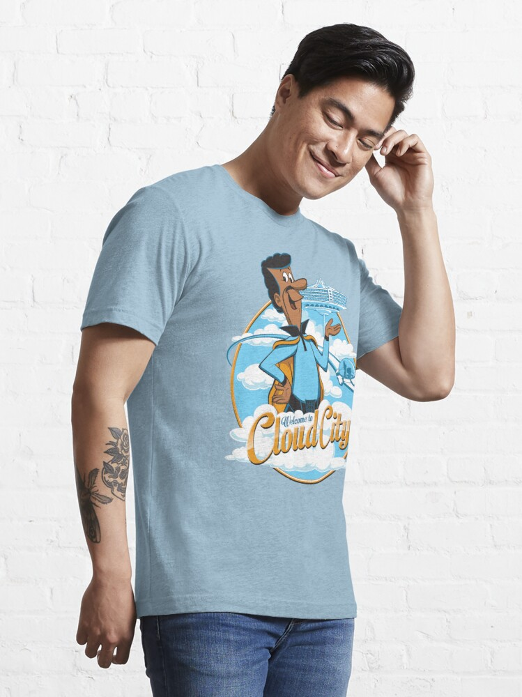 Alternate view of Welcome to Cloud City Essential T-Shirt