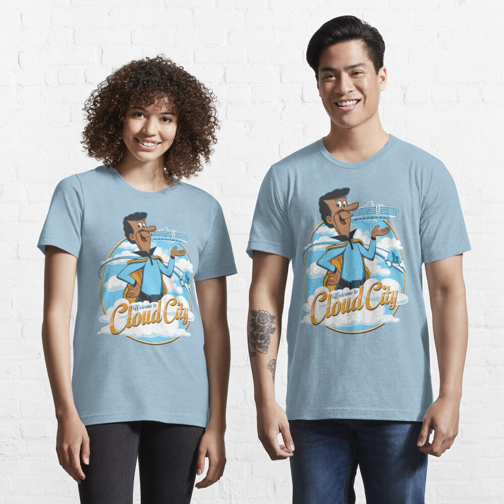 Welcome to Cloud City Essential T-Shirt