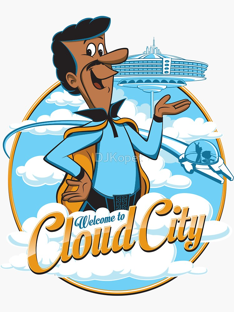 Welcome to Cloud City by DJKopet