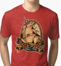 Spitshading 013 Tri-blend T-Shirt