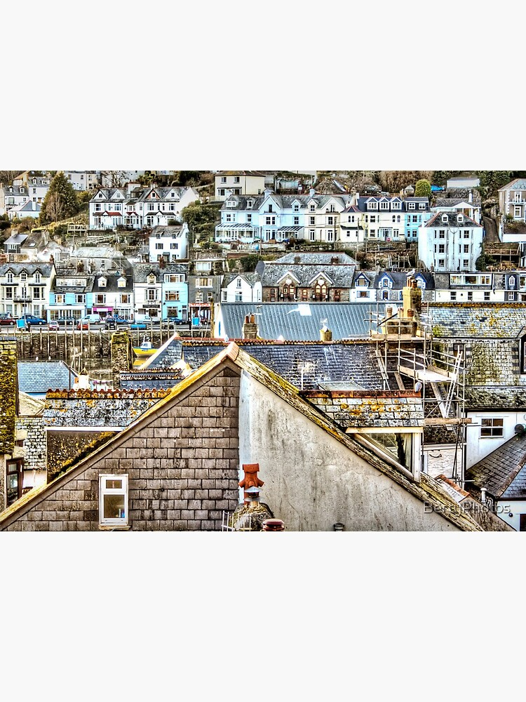 Rooftops of Looe - 20/02/10 by BertyPhotos