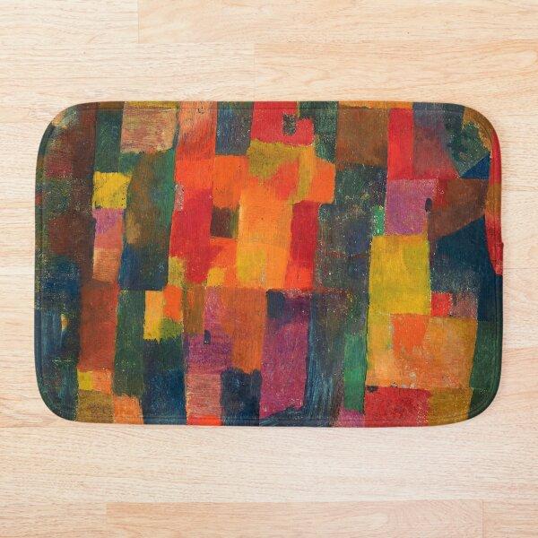 Paul Klee - No Title - Ohne Titel Bath Mat