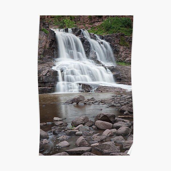 Lower Gooseberry Falls Poster