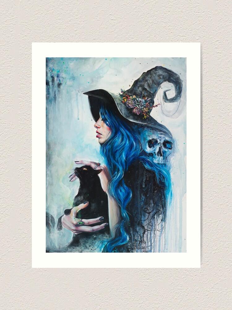 Alternate view of Blue Valentine Art Print