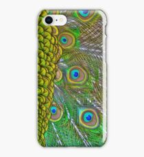 Peacock Twilight iPhone Case in full HD COLOR! iPhone Case/Skin
