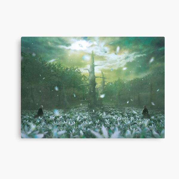 Finish your Mission  Canvas Print