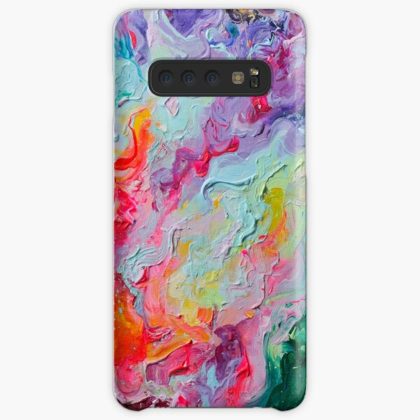 Elements - Spectrum Abstraction Samsung Galaxy Snap Case