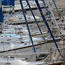 Boats in Ilfracombe Harbour by James1980