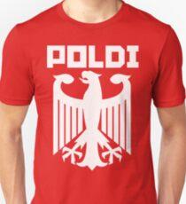 "Lukas Podolski ""Poldi"" T-Shirt Unisex T-Shirt"