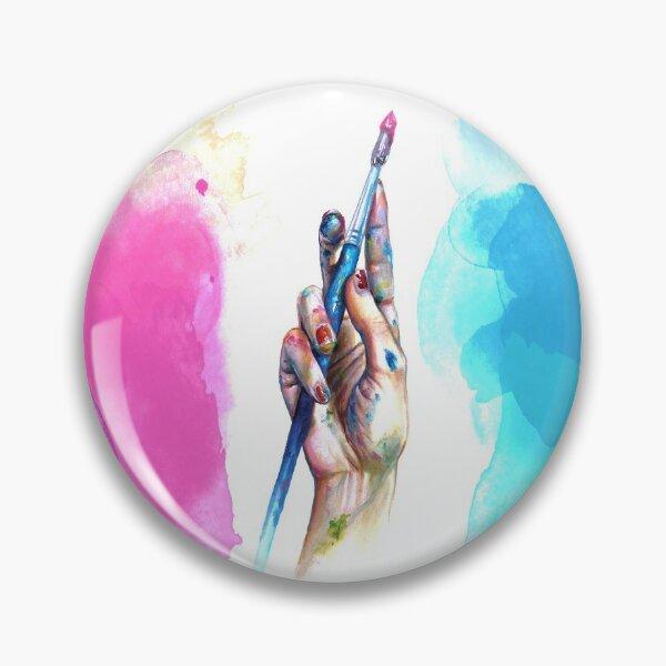Painter's Hand Pin