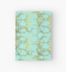 Hexagold Hardcover Journal