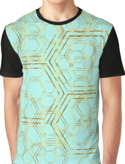 Hexagold T-shirt Graphique