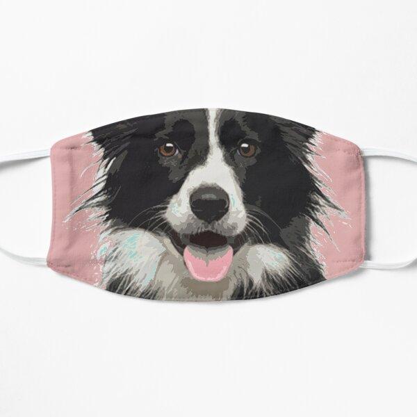 Border Collie dog_Dog Breeds. Mask