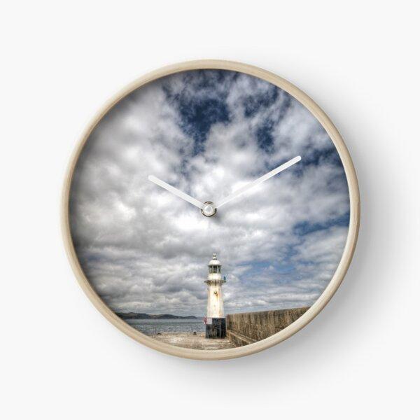 Mevagissey Lighthouse - 12/07/19 Clock