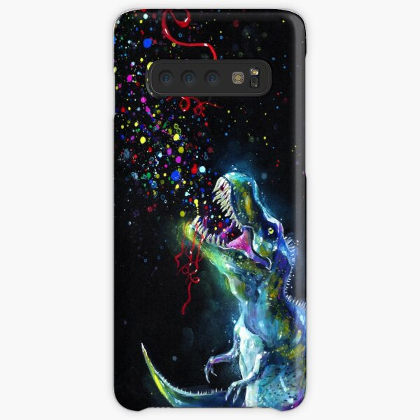 Crystal T-Rex Samsung Galaxy Snap Case