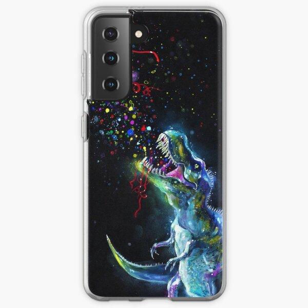 Crystal T-Rex Samsung Galaxy Soft Case