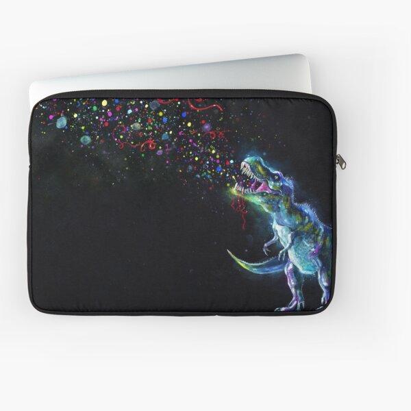 Crystal T-Rex Laptop Sleeve