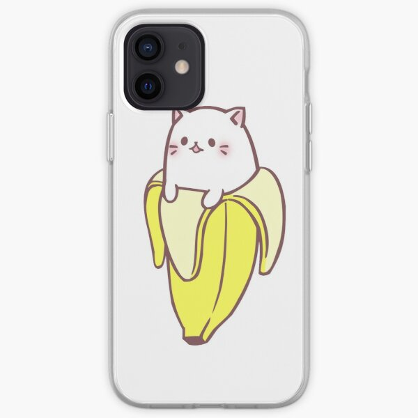 Bananya! iPhone Soft Case