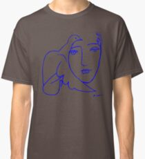 Dove Face by Picasso Classic T-Shirt