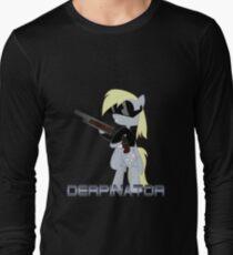 DERPINATOR Long Sleeve T-Shirt