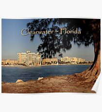 PostCard Extravaganza: Clearwater Poster