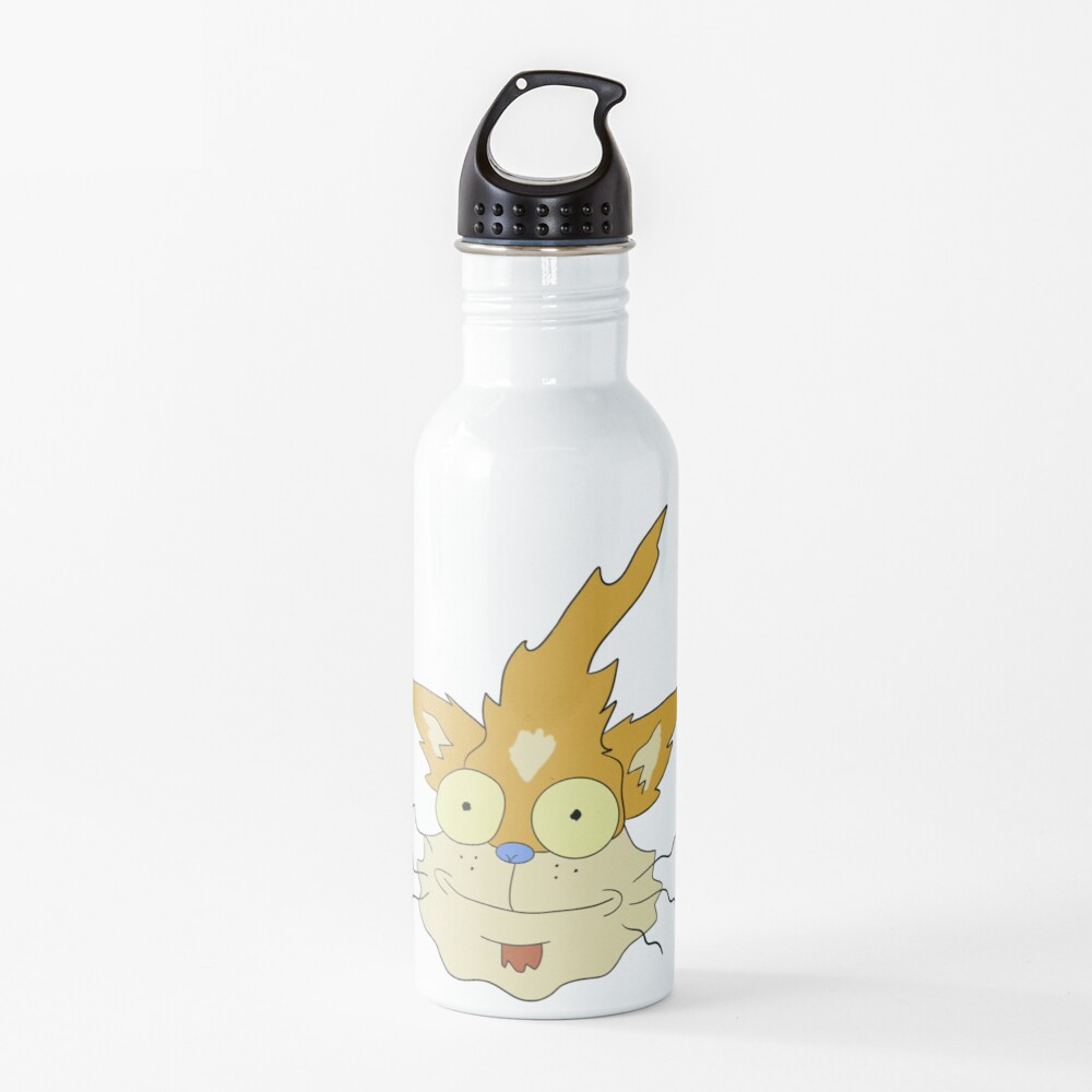 Squanchy - Rick and Morty Water Bottle