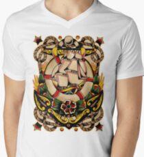 Spitshading 027 Men's V-Neck T-Shirt