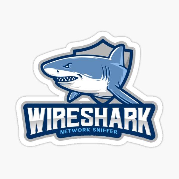 Wireshark Network Sniffer Sticker