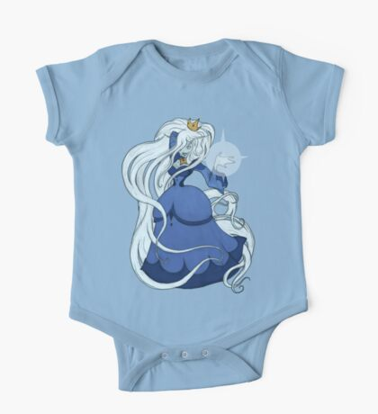 Rule 63: Ice Queen Kids Clothes