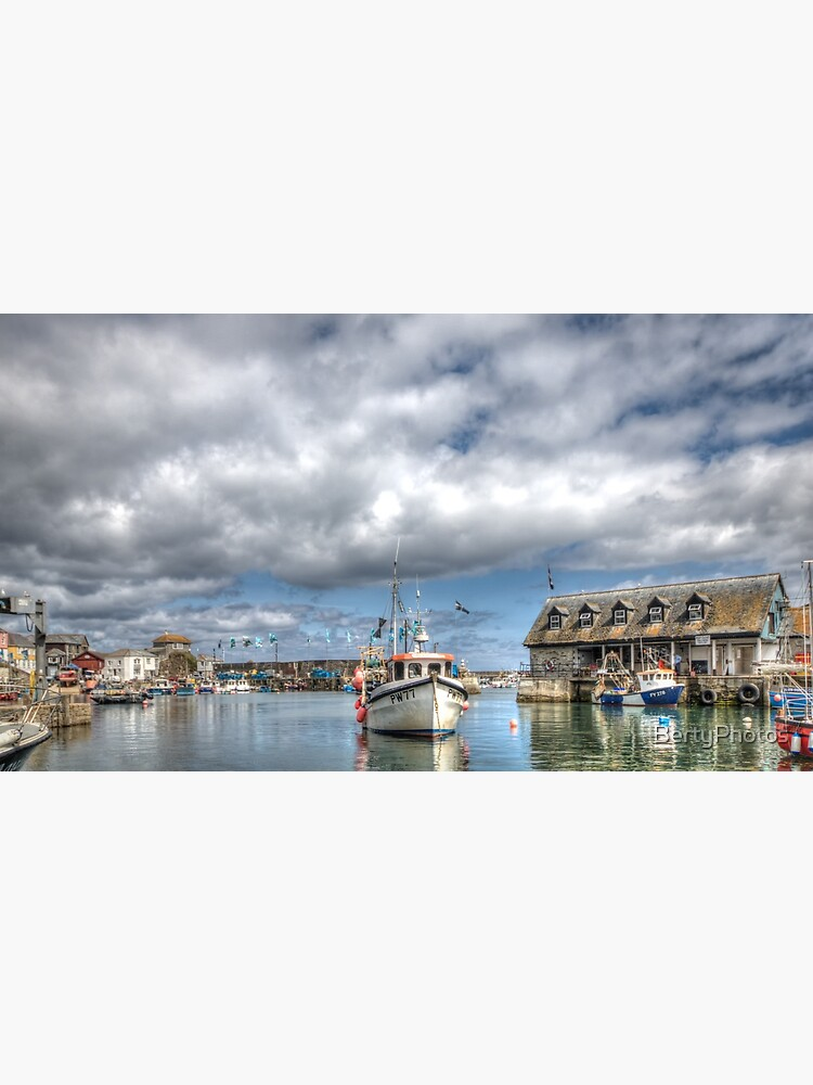 Mevagissey Harbour - 12/07/19 by BertyPhotos