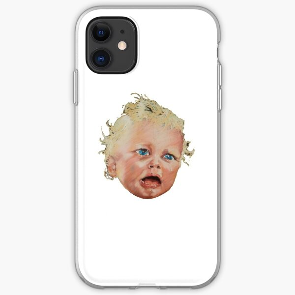 Swans To be kind iPhone Soft Case