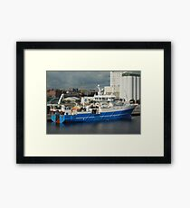 The Scotia Framed Print