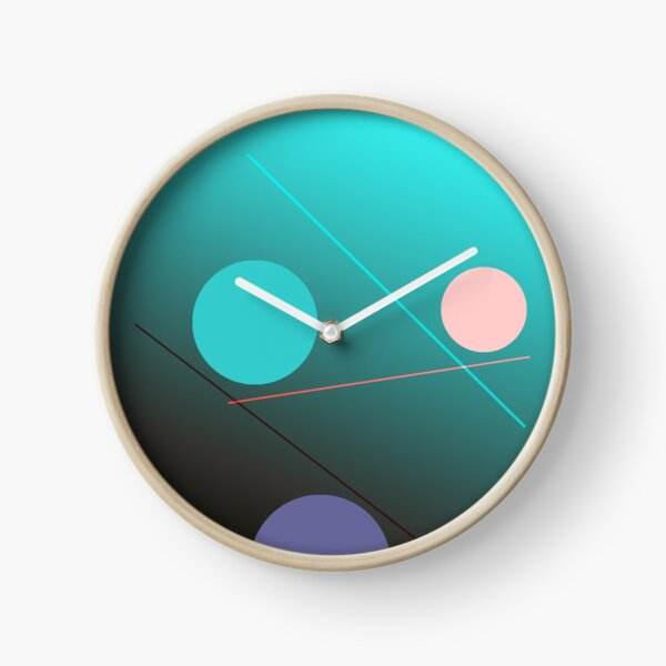 The 3 dots, power game 1 Clock