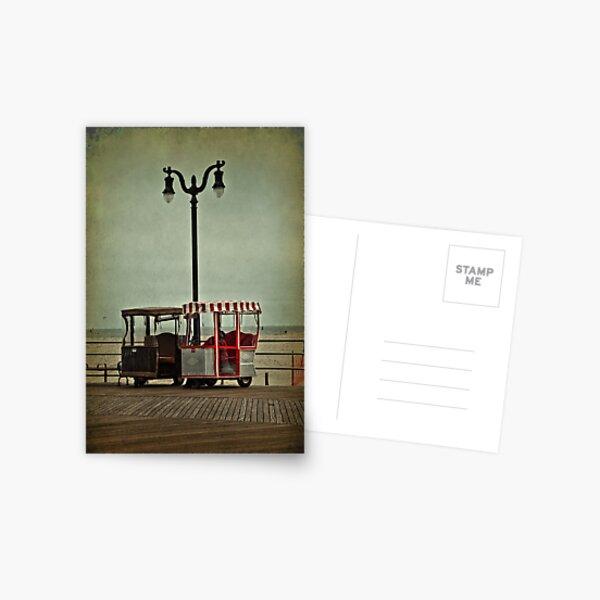 Wanna Ride? Postcard