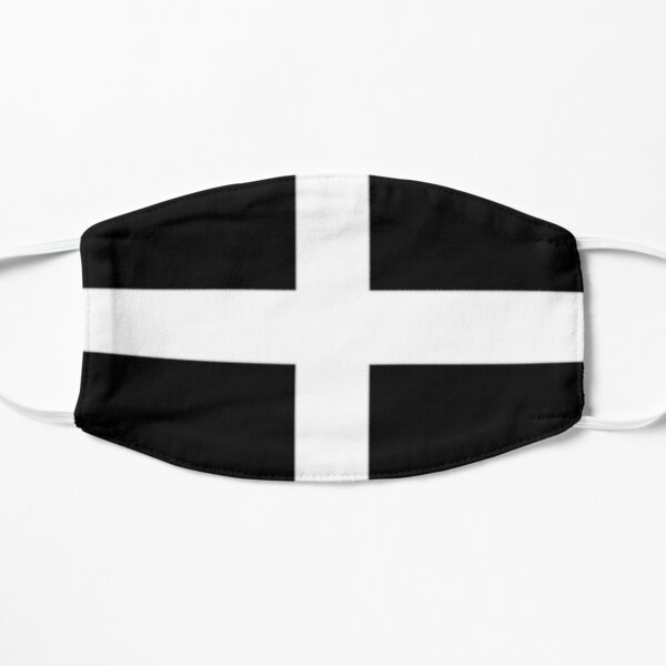 Cornwall Flag Face Mask Mask