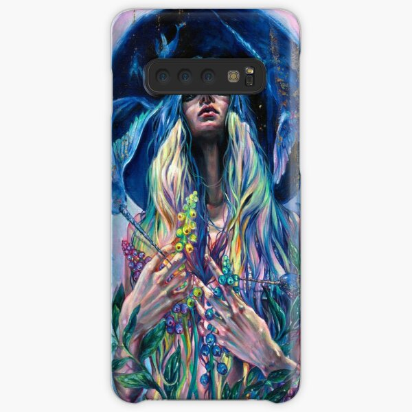 The Rustle of Narwhal's Wings Samsung Galaxy Snap Case