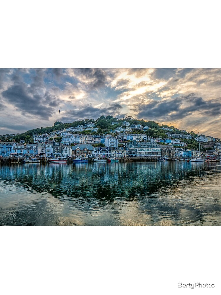 Reflections of West Looe - 15/07/19 by BertyPhotos