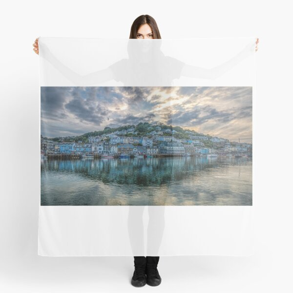 Reflections of West Looe - 15/07/19 Scarf