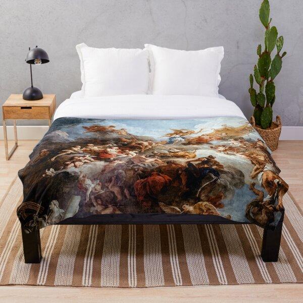 Renaissance Throw Blanket