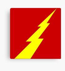 Rising Lightning Canvas Print