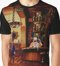 The barkeeper of Scabb Island Graphic T-Shirt
