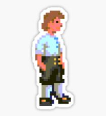 Guybrush (Monkey Island 1) Sticker