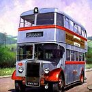 Silver Star Leyland by Mike Jeffries