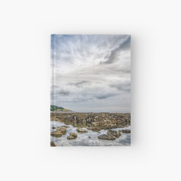 St George's Island, Looe - 28/07/19 Hardcover Journal