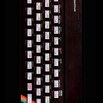 ZX Spectrum by AdeGee
