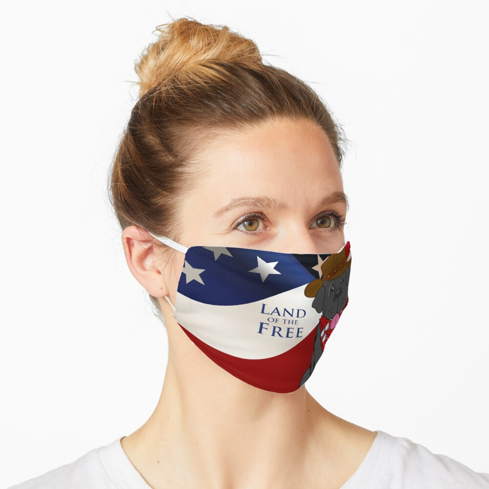 USA Face Mask Mask