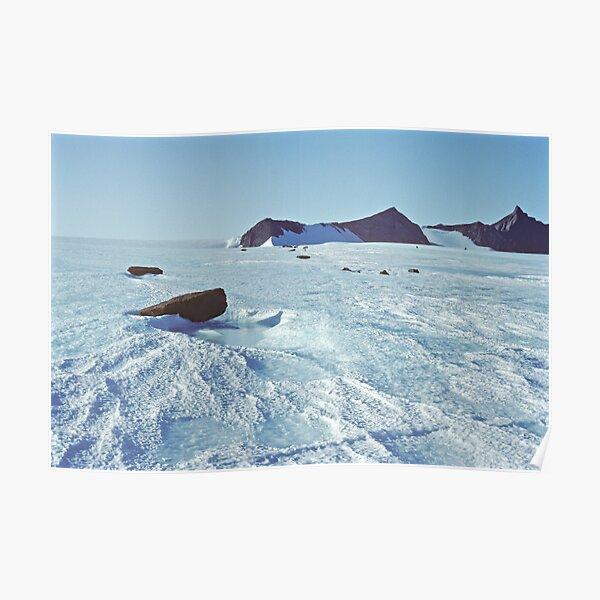 Masson Range from Fang Peak Poster