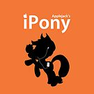Applejack's iPony by Eniac