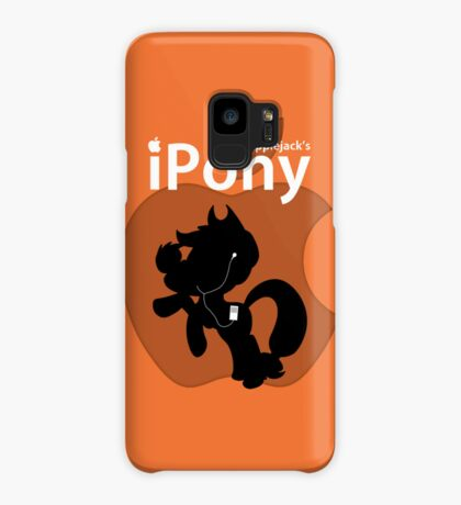 Applejack's iPony (with extra Apple!) Case/Skin for Samsung Galaxy